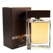 Dolce Gabbana The One Edt 100 Ml Erkek Parfümü
