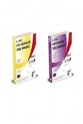 Kva Yayınları 8.sınıf Matematik Fen Soru Bankası