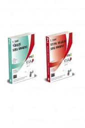 Kva Yayınları 7.sınıf Sözel Soru Bankası Seti (S T)