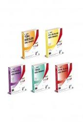 Kva Yayınları 6.sınıf 4lü Soru B. Seti+tüm Dersler S.b.