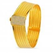 Pirnus Diamond Altın Bilezik 14 Ayar 28,34 Gram