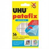 Uhu Patafix 48815 56 Adet Şeffaf Hamur Yapıştırıcı
