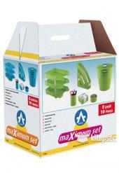Ark Maximum Ofis Seti Yeşil Renk