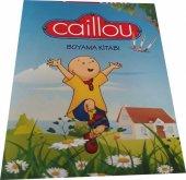 Caillou Boyama Kitabı