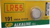 Gp Lr55 Lityum Pil 191 V8ga, D191a
