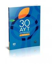 2020 AYT Kimya 30 Denemesi Endemik Yayınları