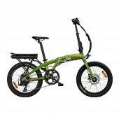 Benelli Zero N2.0 Fat Elektrikli Katlanır Bisiklet Yeşil