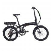 Benelli Zero N2.0 Disc Elektrikli Katlanır Bisiklet Siyah