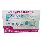 Hametol Baby Pişik Kremi 100 Gr + 30 Gr Avantaj...