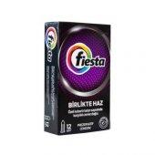 Fiesta Dotted Prezervatif 12 Li