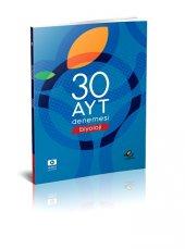 2020 AYT Biyoloji 30 Denemesi Endemik Yayınları