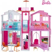 Barbienin Muhteşem Malibu Evi
