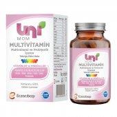 Uni Mom Multivitamin Takviye Edici Gıda 30 Kapsül
