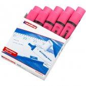 Edding 344 Fosforlu Kalem 10lu Paket Pembe, Aynı Gün Ücretsiz Kargo
