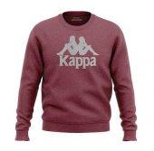Kappa Basic Sw Shirt Aslıgarw Erkek Pamuklu Sweatshirt Üst