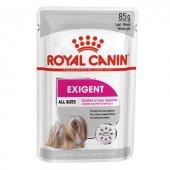 Royal Canin Ccn Exigent Loaf Yaş Köpek Maması 85 Gr X 12 Adet