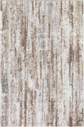 Flora Elvin 2554Av Vizon Renk Halı