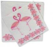 Peçete Flamingo Pakette 20 Adet