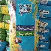 Vivid Bird Karışık Muhabbet Kuşu Yemi 20kg