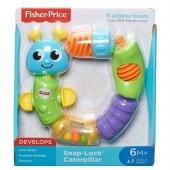 Fisher Price Tak Çıkar Renkli Tırtıl