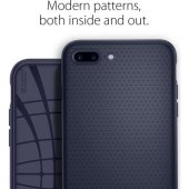 Spigen Apple iPhone 8 Plus - iPhone 7 Plus Kılıf Liquid Armor Mid-2