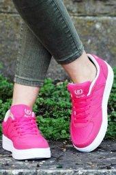 Black Sea Günlük Spor Ayakkabı Bayan Mor