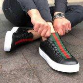 Conteyner Erkek Günlük Ayakkabı Nova Siyah