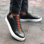 Conteyner Erkek Günlük Ayakkabı Nova Siyah-2
