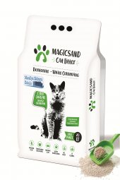 Magicsand Cat Litter Marsilya Sabun kokulu Kedi Kumu 20 lt