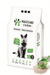 Magicsand Cat Litter Kokusuz Kedi Kumu 20 Lt İnce Taneli