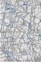 Flora Elvin 4380Am Mavi Renk Halı-5