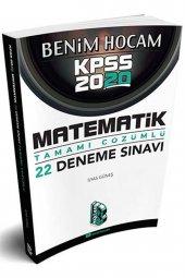 Benim Hocam Yayınları 2020 Kpss Matematik...