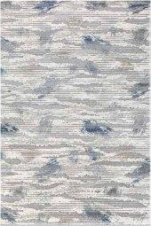 Flora Aydora 1786am Mavi Renk Halı