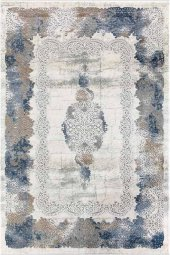 Flora Aydora 1780Am Mavi Renk Halı-5