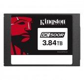 Kingston 3.84tb Dc500r 2.5 555 520 Sedc500r 3840g