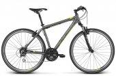 Kross Evado 3.0 Tur Bisikleti Gri Yeşil