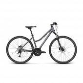 Kross Evado 6.0 Bisiklet Gri Siyah