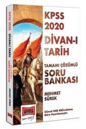Yargı 2020 Kpss Divan I Tarih Tamamı Çözümlü...