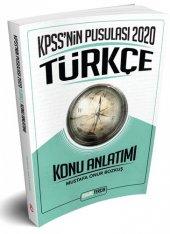 Doğru Tercih 2020 KPSSNİN Pusulası Türkçe Konu Anlatımı