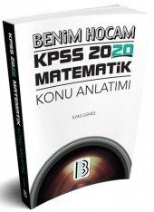 Benim Hocam Yayınları 2020 KPSS Matematik Konu Anlatımı
