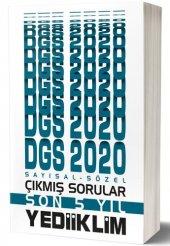 Yediiklim 2020 Dgs Sayısal Sözel Bölüm Son 5...