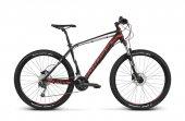 Kross Level 4.0 Dağ Bisikleti Siyah Kırmızı
