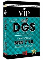 Yargı 2020 DGS VIP Sayısal Sözel Yetenek Son 7 Yıl Çıkmış Sorular