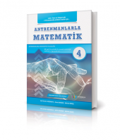 Antrenman Yayınları Antrenmanlarla Matematik 4. Kitap