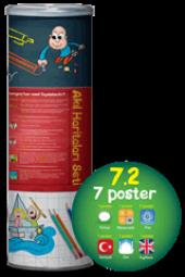 Tonguç Akademi7.2 Akıl Haritaları Seti