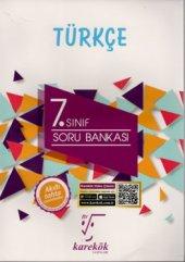 Karekök Yayınları 7.Sınıf Türkçe Soru Bankası Yeni
