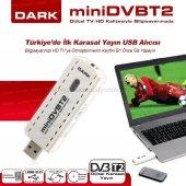 Dark Minidvbt 2 Dijital Karasal Yayın Alıcı Usb...