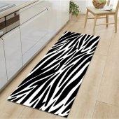 Halımax Fame 254 Zebra Model Kitchen Renk & Ebat Seçenekli