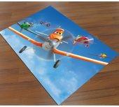 Cino Antialerjik Cn 040 Çocuk Halısı Uçaklar...