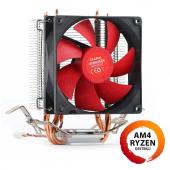 Dark Freezer X90, 92mm 4pin Pwm Fanlı, 2x Isı Borusu, Direkt Kontak Intel Amd Uyumlu İşlemci Soğutucu (Dkccx90)